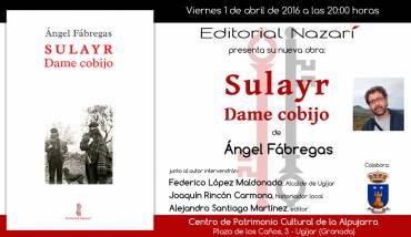 'Sulayr, dame cobijo' en Ugíjar