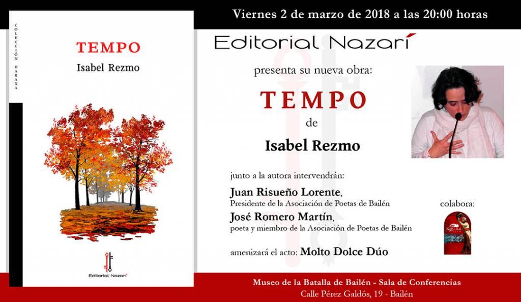 Tempo - Isabel Rezmo - Bailén