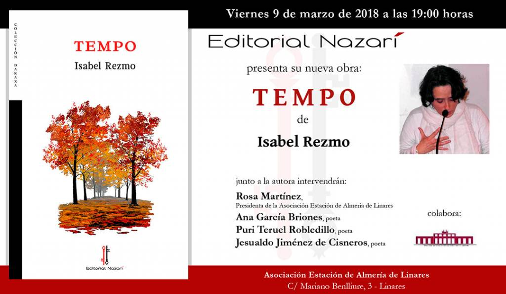 Tempo - Isabel Rezmo - Linares