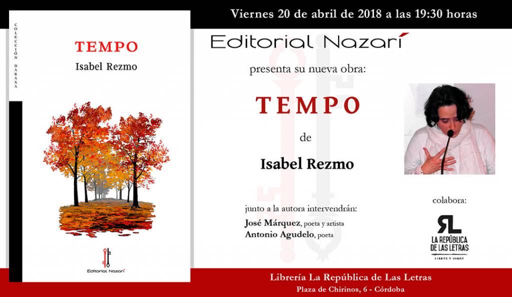 Tempo - Isabel Rezmo - Córdoba