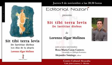 'Sit tibi terra levis: De laetitiae diebus' en Mérida