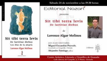 'Sit tibi terra levis: De laetitiae diebus' en Granada