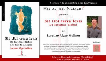 'Sit tibi terra levis: De laetitiae diebus' en Sevilla