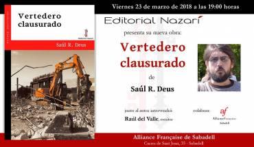 'Vertedero clausurado'en Sabadell