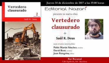 'Vertedero clausurado' en Barcelona