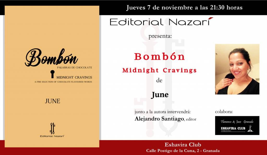Bombón - Midnight Cravings - June - Eshavira Granada