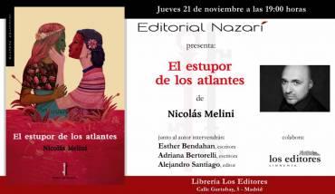 'El estupor de los atlantes' en Madrid