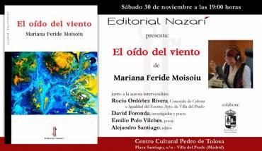 'El oído del viento' en Villa del Prado