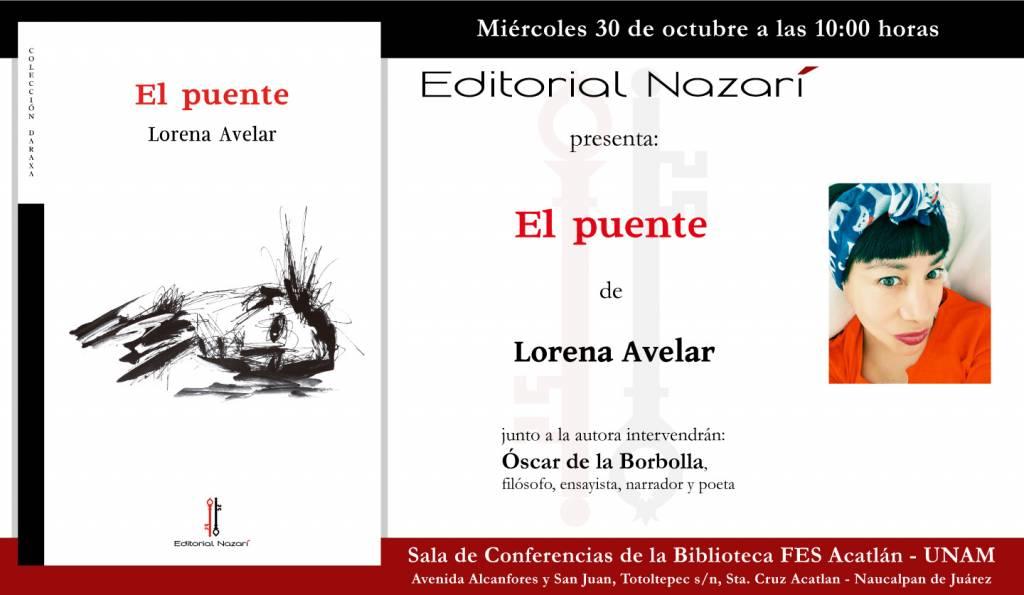 El puente - Lorena Avelar - Estado de México