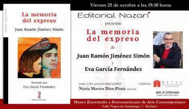 'La memoria del expreso' en Badajoz