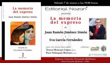 'La memoria del expreso' en Cádiz
