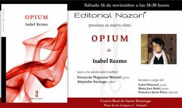 'Opium' en Granada