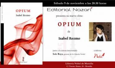 'Opium' en Montilla