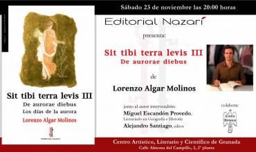 'Sit tibi terra levis III' en Granada