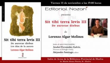'Sit tibi terra levis III' en Huelva