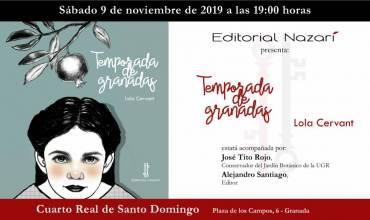 'Temporada de granadas' en Granada