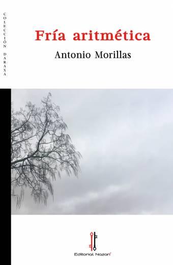 Fría aritmética - Antonio Morillas - Portada