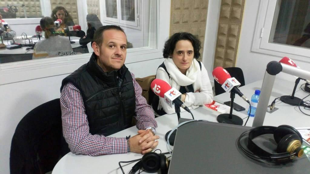 Isabel Rezmo en Entrevistados de Radio Torredonjimeno