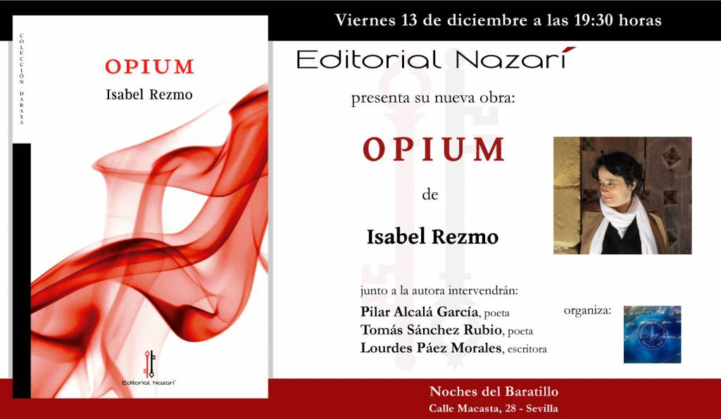 Opium - Isabel Rezmo - Sevilla