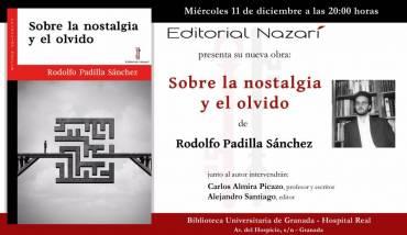 'Sobre la nostalgia y el olvido' en Granada
