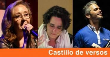 Isabel Rezmo en Castillo de versos de UniRadio Jaén