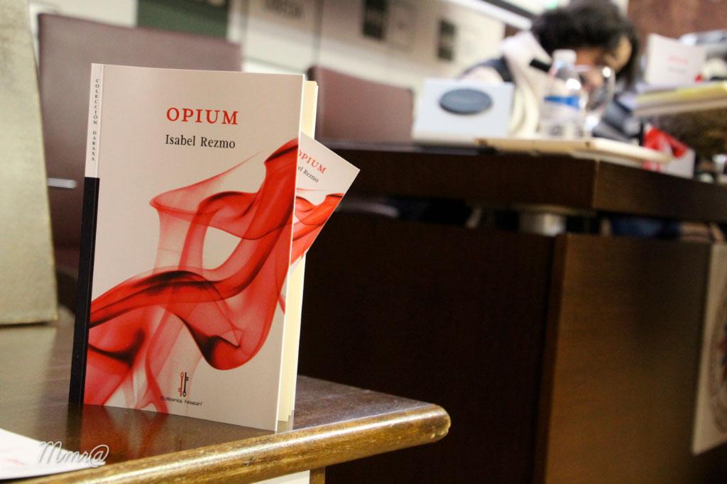 Opium - Isabel Rezmo - Úbeda 0
