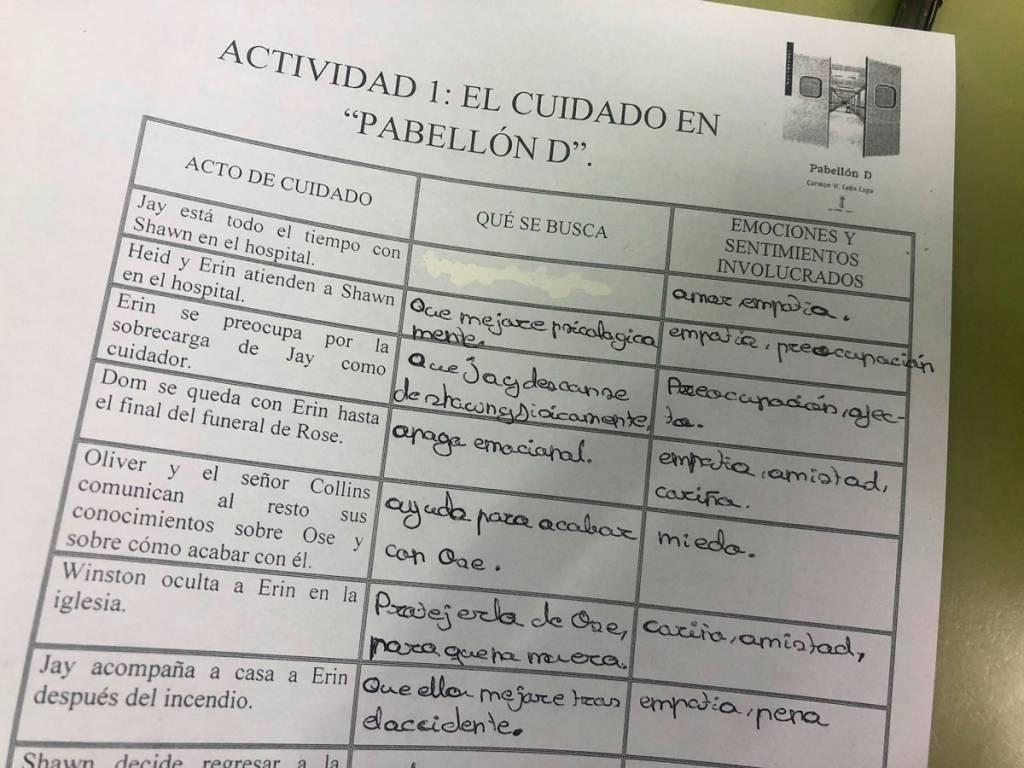 Pabellon D - Carmen M. León Lopa - Salesianos 07