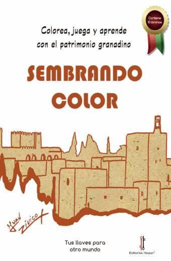 Sembrando color - Juan Zívico - Portada