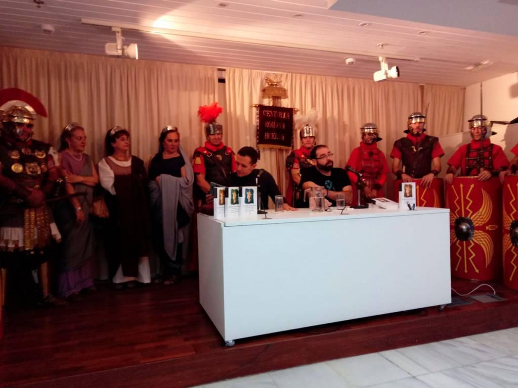 Sit tibi terra levis III: De aurorae diebus - Lorenzo Algar Molinos - Huelva 03