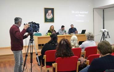 Crónica de la presentación de 'Un ario-andalusí en Persia' en Ideal en Clase