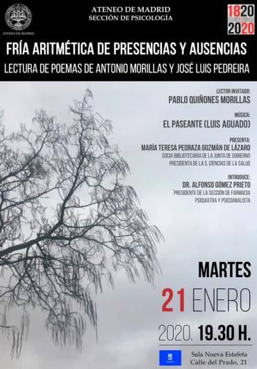 'Fría aritmética' en Madrid
