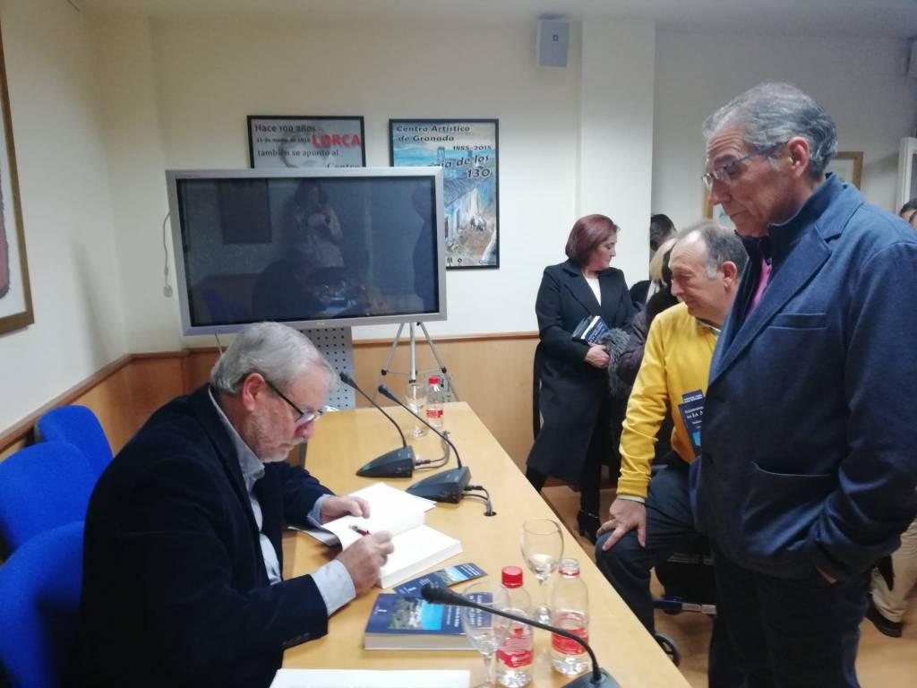 Gastronomía y poesía en La Alpujarra - Teodoro Martín de Molina - Centro Artístico 04