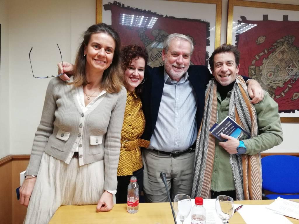 Gastronomía y poesía en La Alpujarra - Teodoro Martín de Molina - Centro Artístico 07