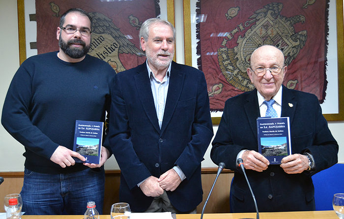 'Gastronomía y poesía en La Alpujarra' en Ideal en Clase