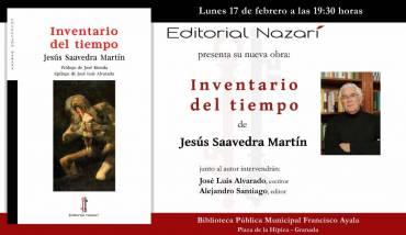 'Inventario del tiempo' en Granada