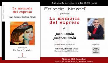 'La memoria del expreso' en Alcalá de Henares