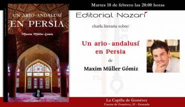 'Un ario-andalusí en Persia' en Granada