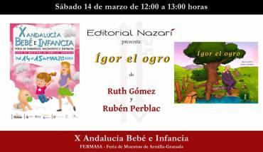 (Aplazado) 'Ígor el ogro' en la X Andalucía Bebé e Infancia