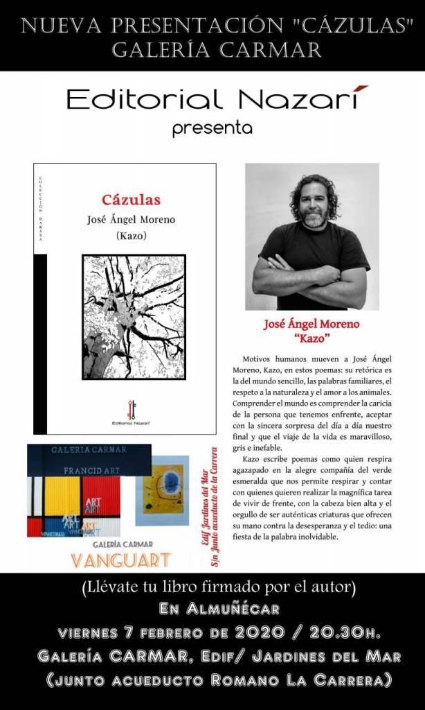 Cázulas - José Ángel Moreno Kazo - Galería Carmar Almuñécar