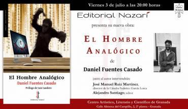 'El hombre analógico' en Granada