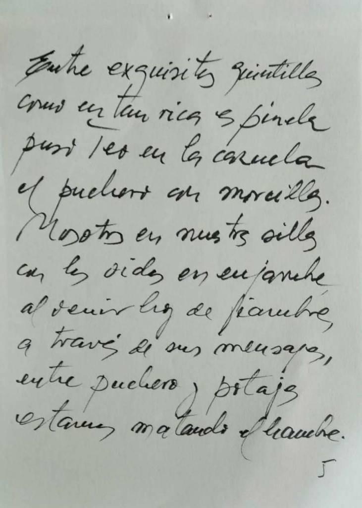 Gastronomía y Poesía en La Alpujarra - Teodoro Martín de Molina - San Agustín - Constantino 06