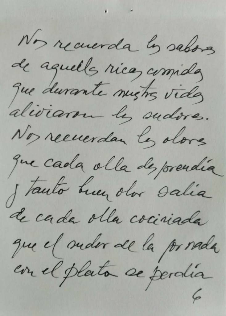 Gastronomía y Poesía en La Alpujarra - Teodoro Martín de Molina - San Agustín - Constantino 07