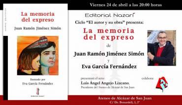 (Aplazado) 'La memoria del expreso' en Alcázar de San Juan