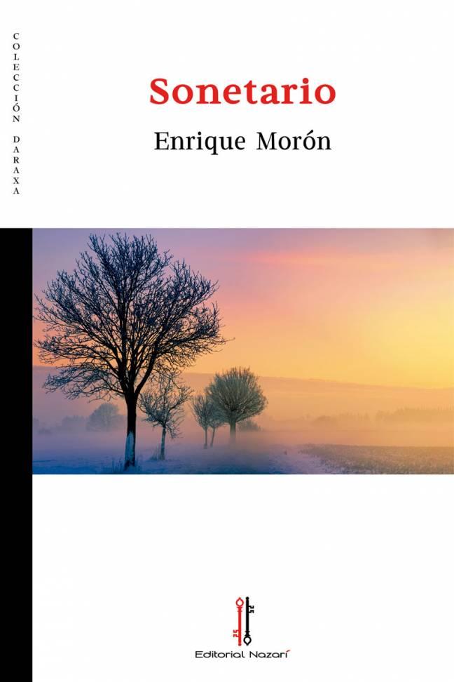 Sonetario - Enrique Morón - Portada