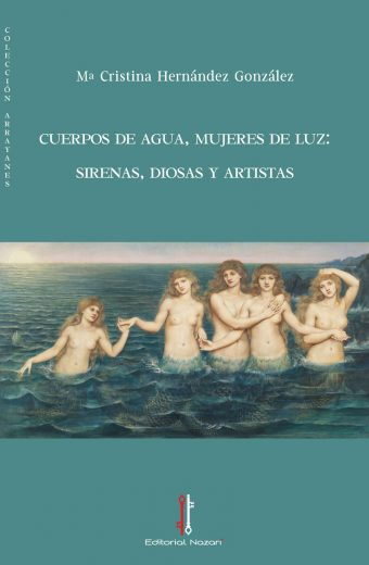 Cuerpos de agua, mujeres de luz - Mª Cristina Hernández González - Portada