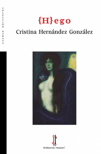 {H}ego - Cristina Hernández González - Portada