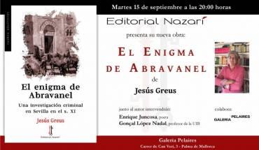'El enigma de Abravanel' en Palma de Mallorca