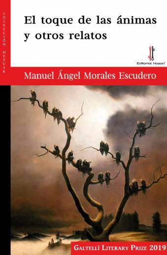 El toque de las ánimas - Manuel Ángel Morales Escudero - Portada
