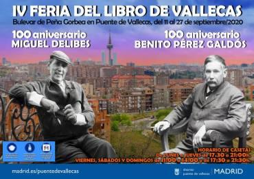 'Donde termina la lluvia' en la IV Feria del Libro de Vallecas