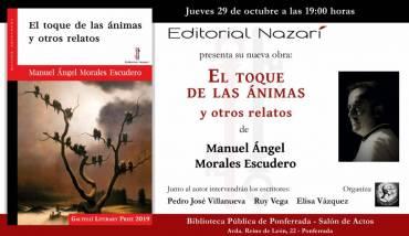 'El toque de las ánimas y otros relatos' en la Biblioteca de Ponferrada